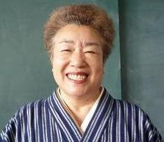 「遠野昔話」の語り部海野ノリ子さん
