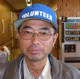 作業の現場班長として活躍する長男・廣幸さん