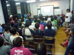 遠野←→東京 2011.09.11