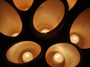 竹灯篭(静岡県ボランティア協会)