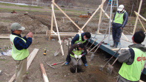 はーぶの郷 屋根工事