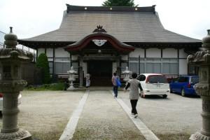 綾織の光明寺