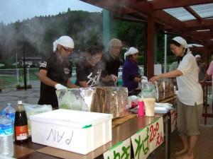 竹駒保育園夕涼み会3